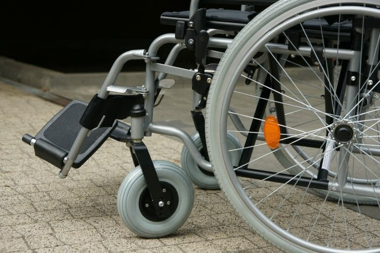 disabled, stroller, the disease
